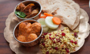 14 Indian Style Healthy Lunch/Dinner Plate Ideas By Archana's ..