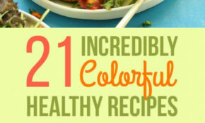 14 Insanely Colorful Meals That Are Healthy AF – Healthy Recipes Buzzfeed