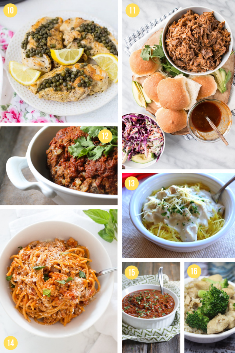 14 Kid-Friendly, Healthy Instant Pot Recipes Your Whole ..