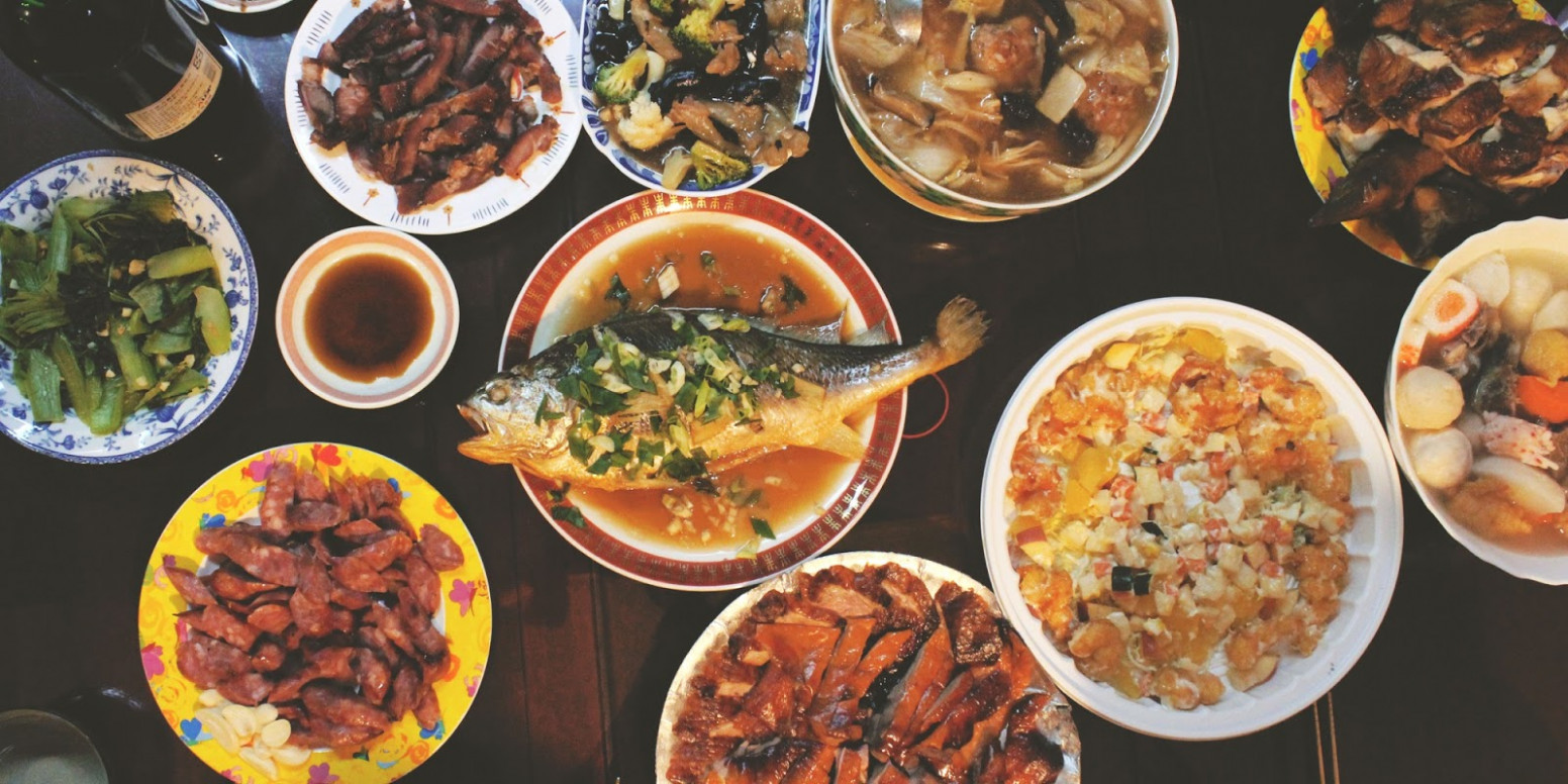 14 lucky foods to eat on Lunar New Year's Eve | Chinese ...