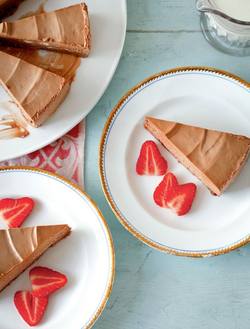 14 Make-ahead Dessert Recipes - The Happy Foodie - recipes to make ahead for dinner party