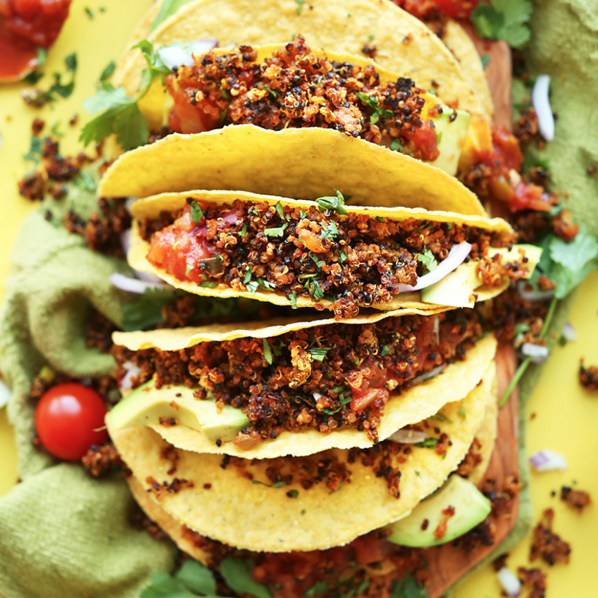 14 Mexican-Inspired Vegan Dishes | Minimalist Baker Recipes - mexican recipes vegetarian