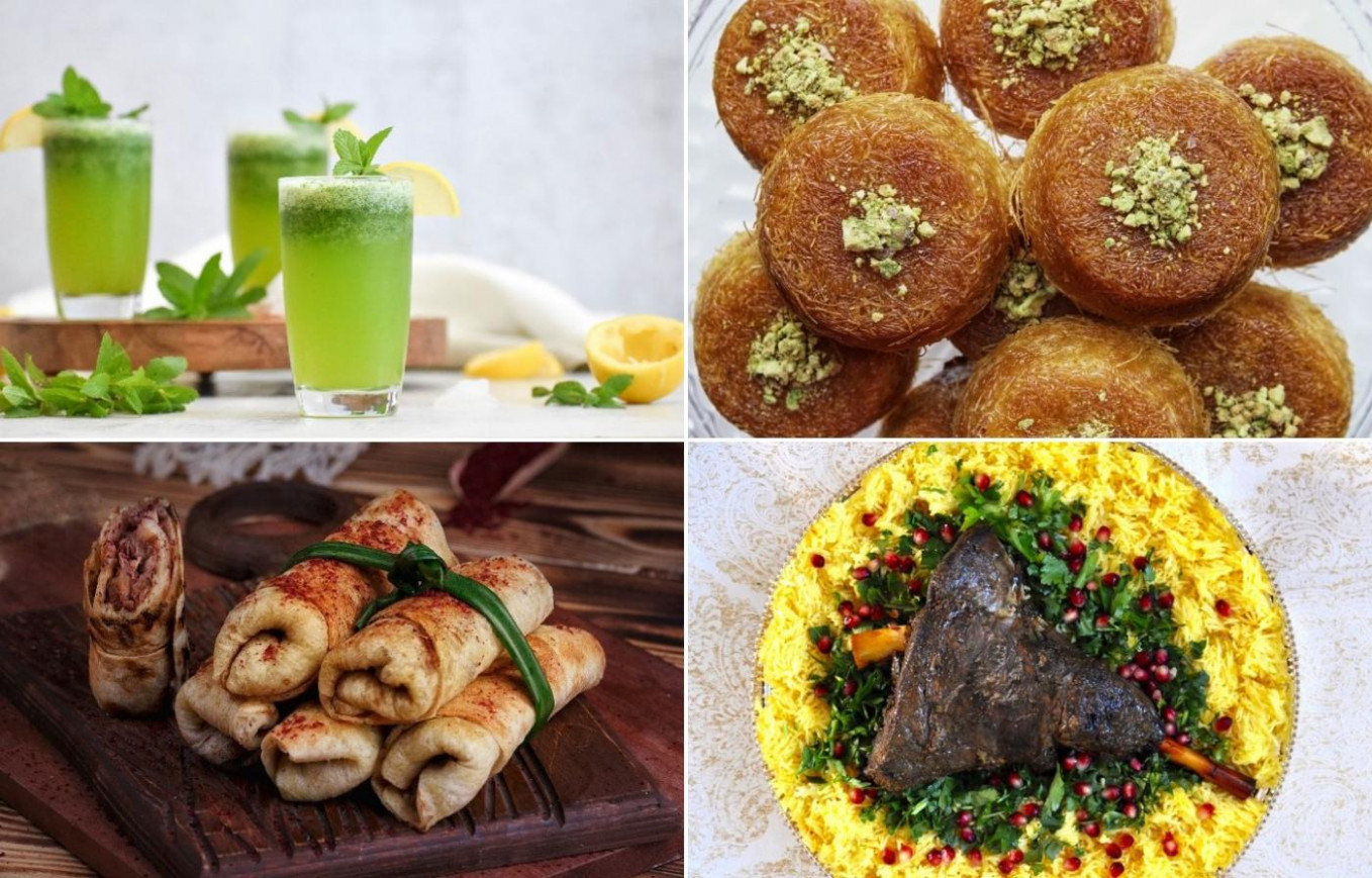 14 Middle Eastern recipes you can make at home | Middle East Eye