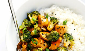 14 Minute Chicken And Broccoli – Quick And Easy Healthy Dinner Recipes For Two