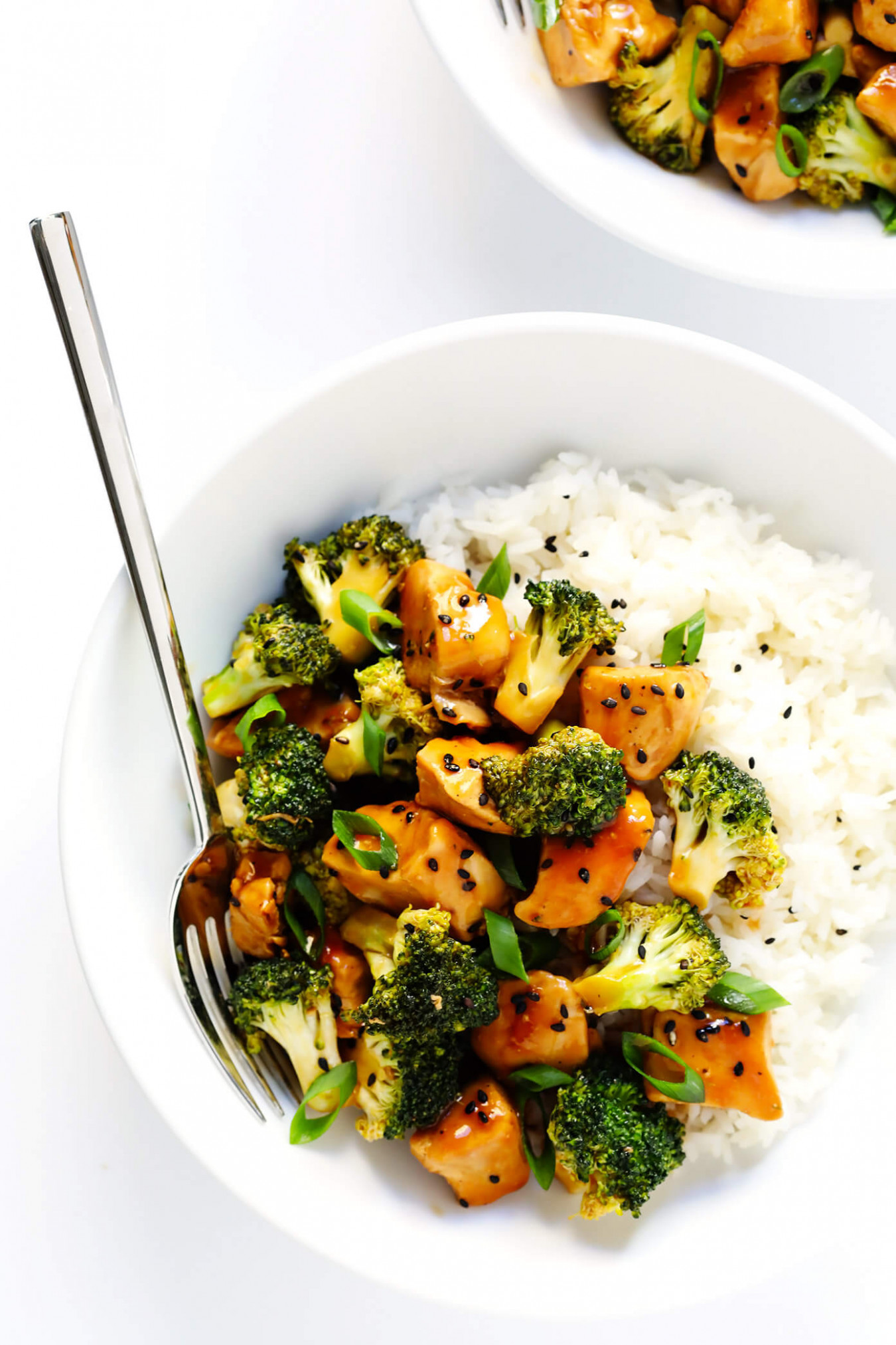 14 Minute Chicken And Broccoli - Quick And Easy Healthy Dinner Recipes For Two
