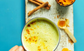 14-Minute Golden Milk
