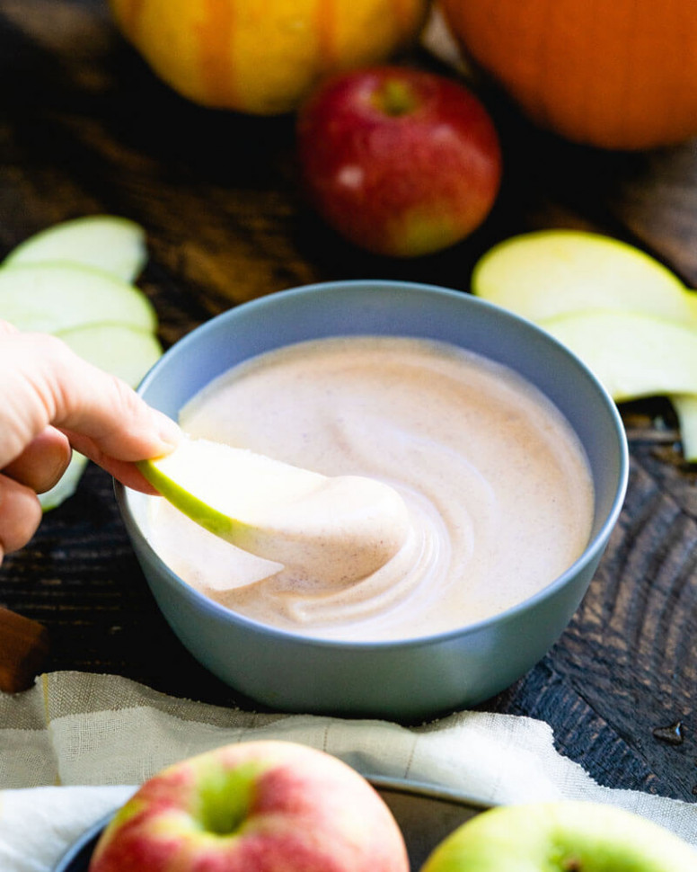 14 Minute Healthy Fruit Dip - Recipes Healthy Snacks