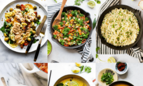 14 Savoury Vegan + Paleo Diet Recipes You Need To Make – A ..