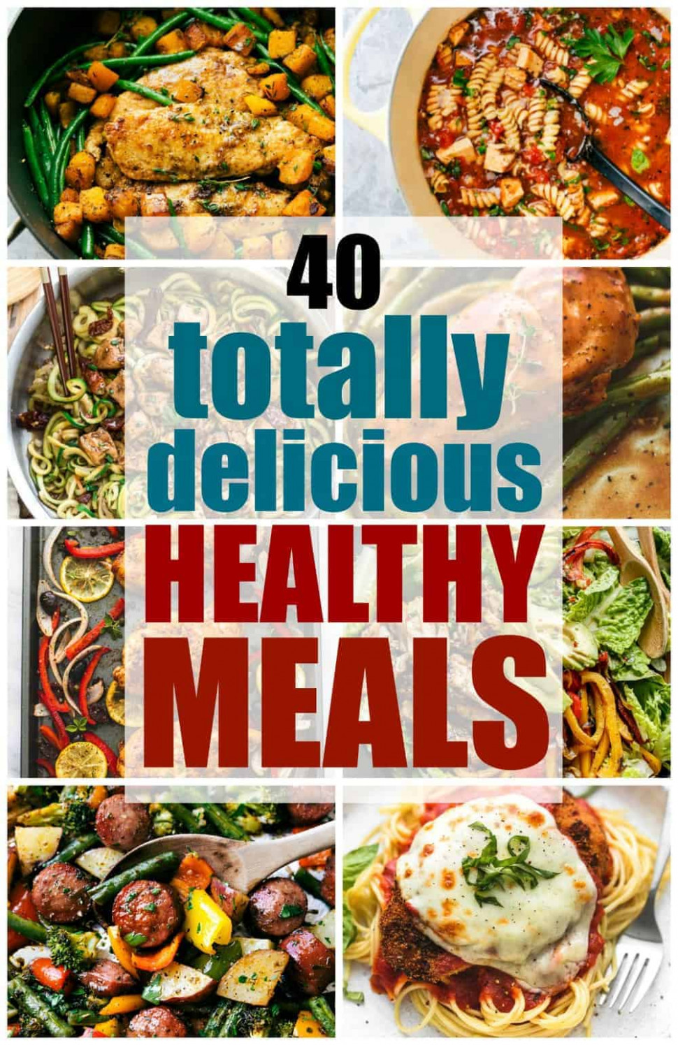 14 Totally Delicious Healthy Meals | The Recipe Critic - healthy recipes january