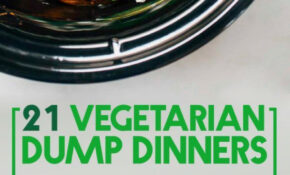 14 Vegetarian Dump Dinners For The Crock Pot | Healthy ..