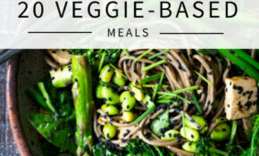 14 Veggie Driven, Clean Eating Recipes! | Feasting At Home – Detox Recipes Dinner