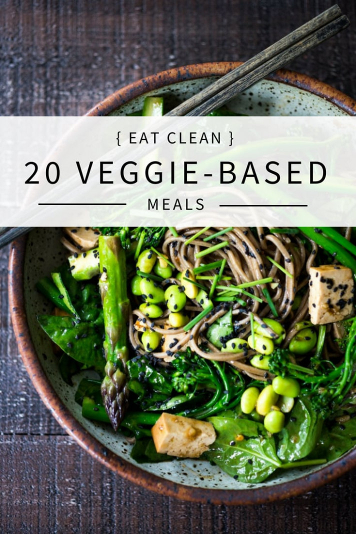 14 Veggie-Driven, Clean-Eating Recipes! | Feasting At Home - detox recipes dinner