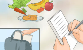 14 Ways To Lose Stomach Fat Without Exercise Or Dieting – WikiHow – Food Recipes To Lose Belly Fat
