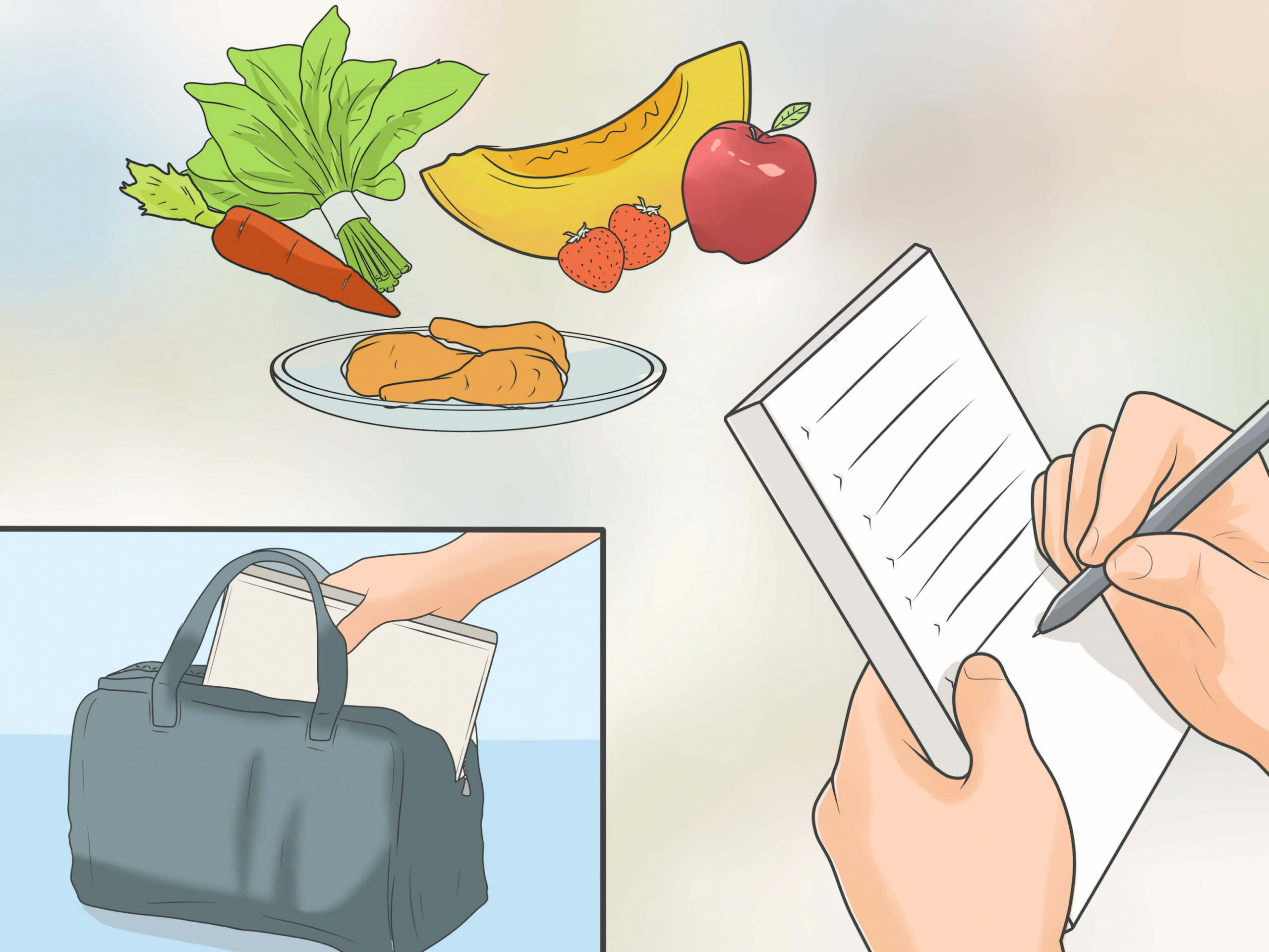 14 Ways to Lose Stomach Fat Without Exercise or Dieting - wikiHow - food recipes to lose belly fat