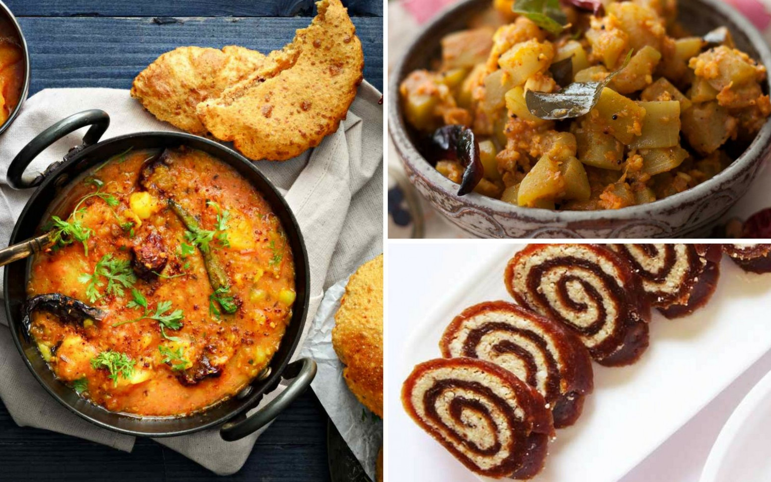 14 Wholesome Indian Dinner Recipes For Vegan Diet by ..