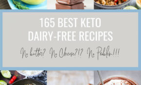 15 Best Keto Dairy Free Recipes – Low Carb | I Breathe I'm ..