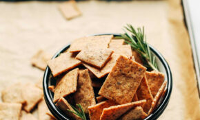 15-Bowl Vegan Gluten Free Crackers