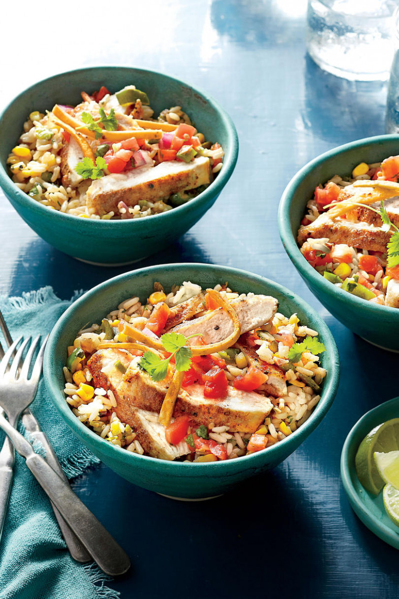 15 Budget-Friendly Dinner Recipes - Southern Living - dinner recipes rice and chicken