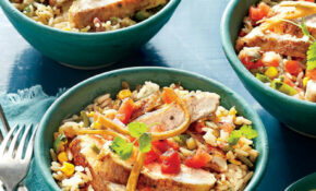 15 Budget Friendly Dinner Recipes – Southern Living – Recipes Rice Dinner