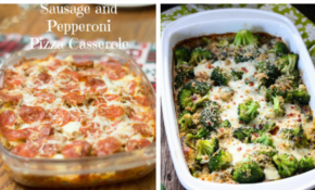 15 Casserole Recipes To Freeze – My Life And Kids – Dinner Recipes You Can Freeze