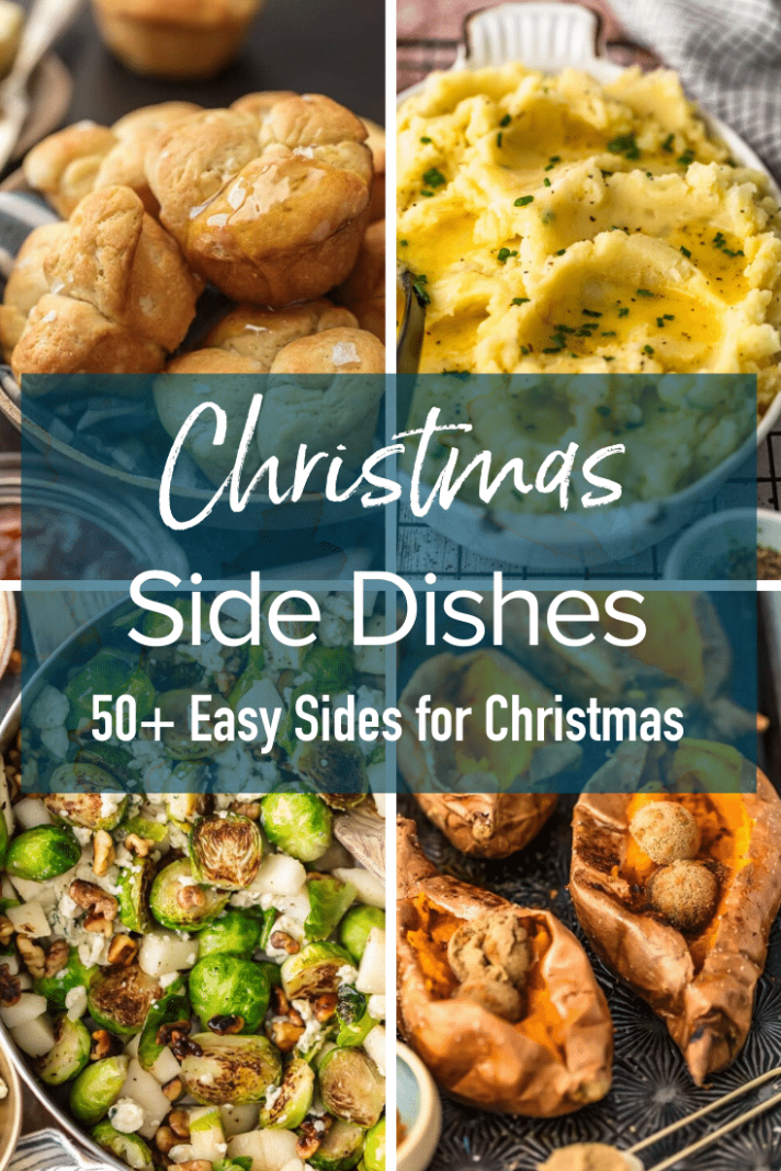 15+ Christmas Side Dishes to Make This Year - The Cookie Rookie® - vegetable recipes for xmas dinner