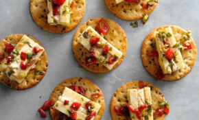 15 Cool Finger Foods For Your Next Party | Taste Of Home – Recipes Dinner Party Starters