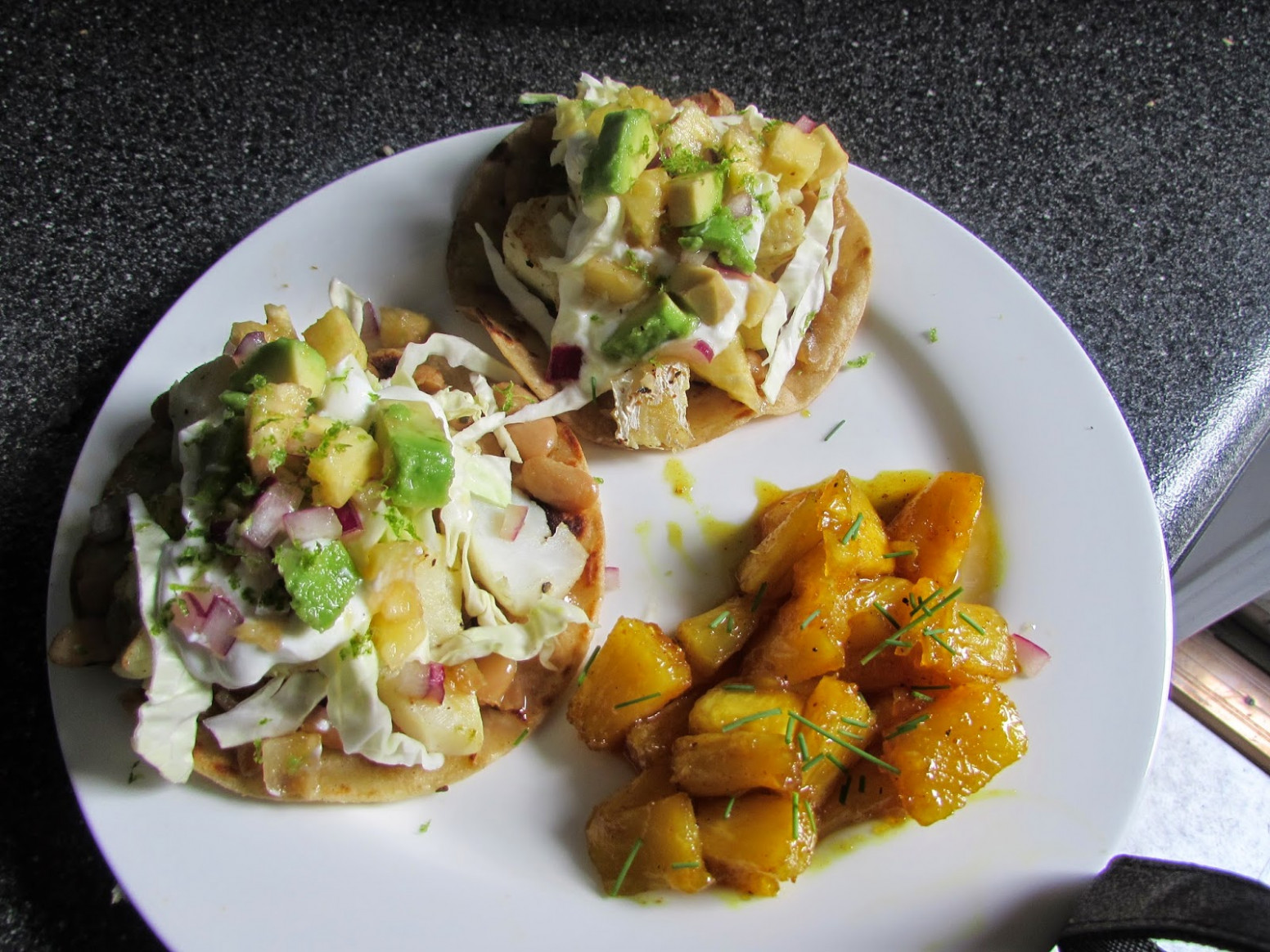 15 Day Fix Recipes: Summer Fish Tostadas - recipes for summer dinner