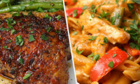 15 Delicious Chicken Dinner Recipes You'll Never Get Bored Of – Recipes Dinner
