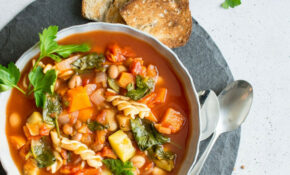 15 Delicious Minestrone Soup Recipes You Need To Try – Winter Soup Recipes Vegetarian
