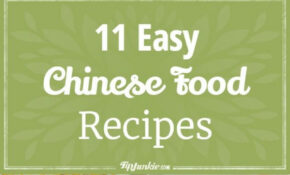 15 Easy Chinese Food Recipes | Easy Chinese Recipes, Healthy ..
