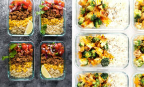 15+ Easy Lunch Meal Prep Ideas – Recipes Of Food Easy