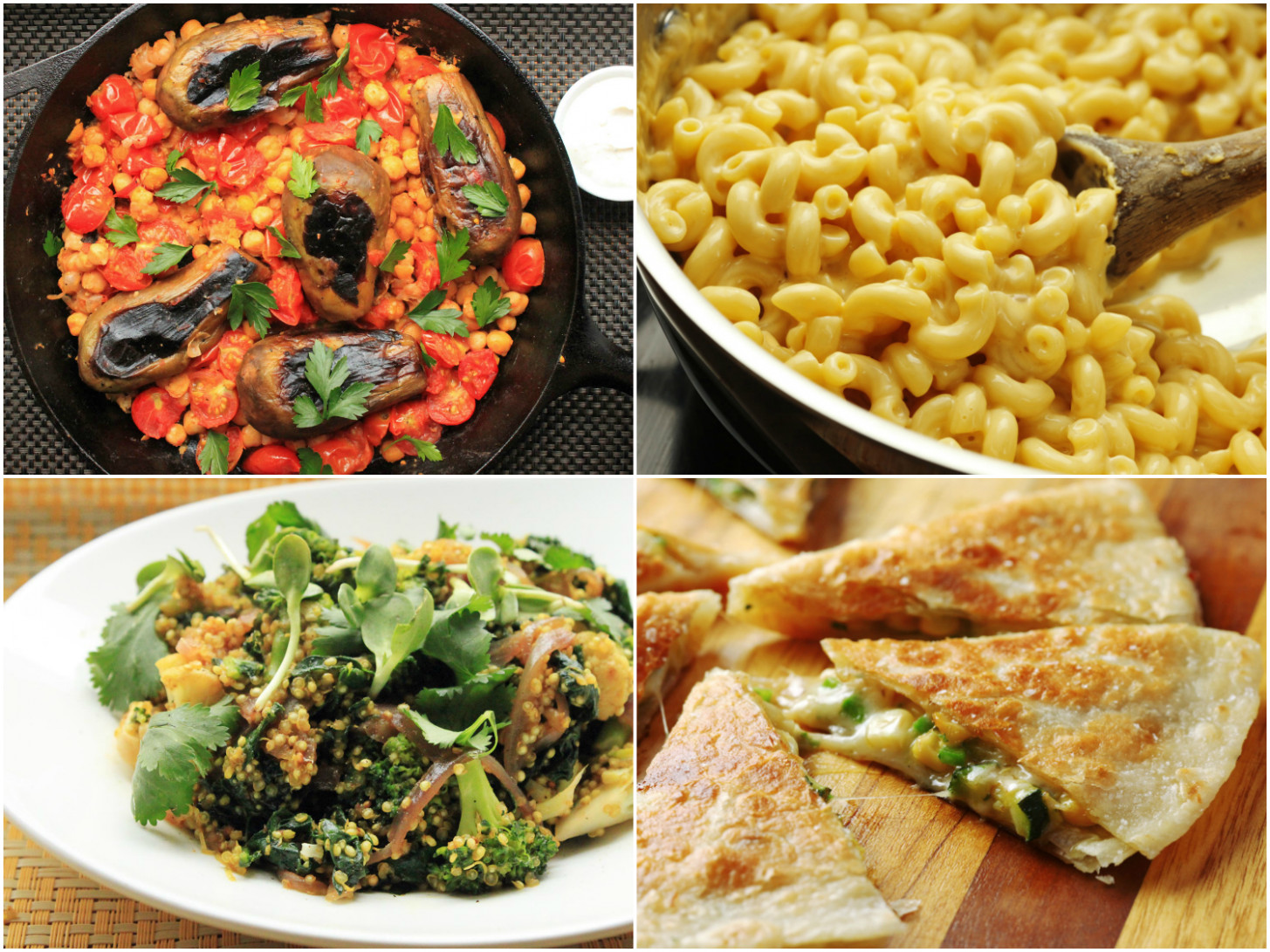 15 Easy One-Pot Vegetarian Dinners | Serious Eats - vegetarian food recipes