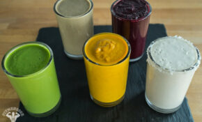 15 Four Ingredient Smoothie Recipes – Fit Men Cook – Recipes Of Healthy Smoothies