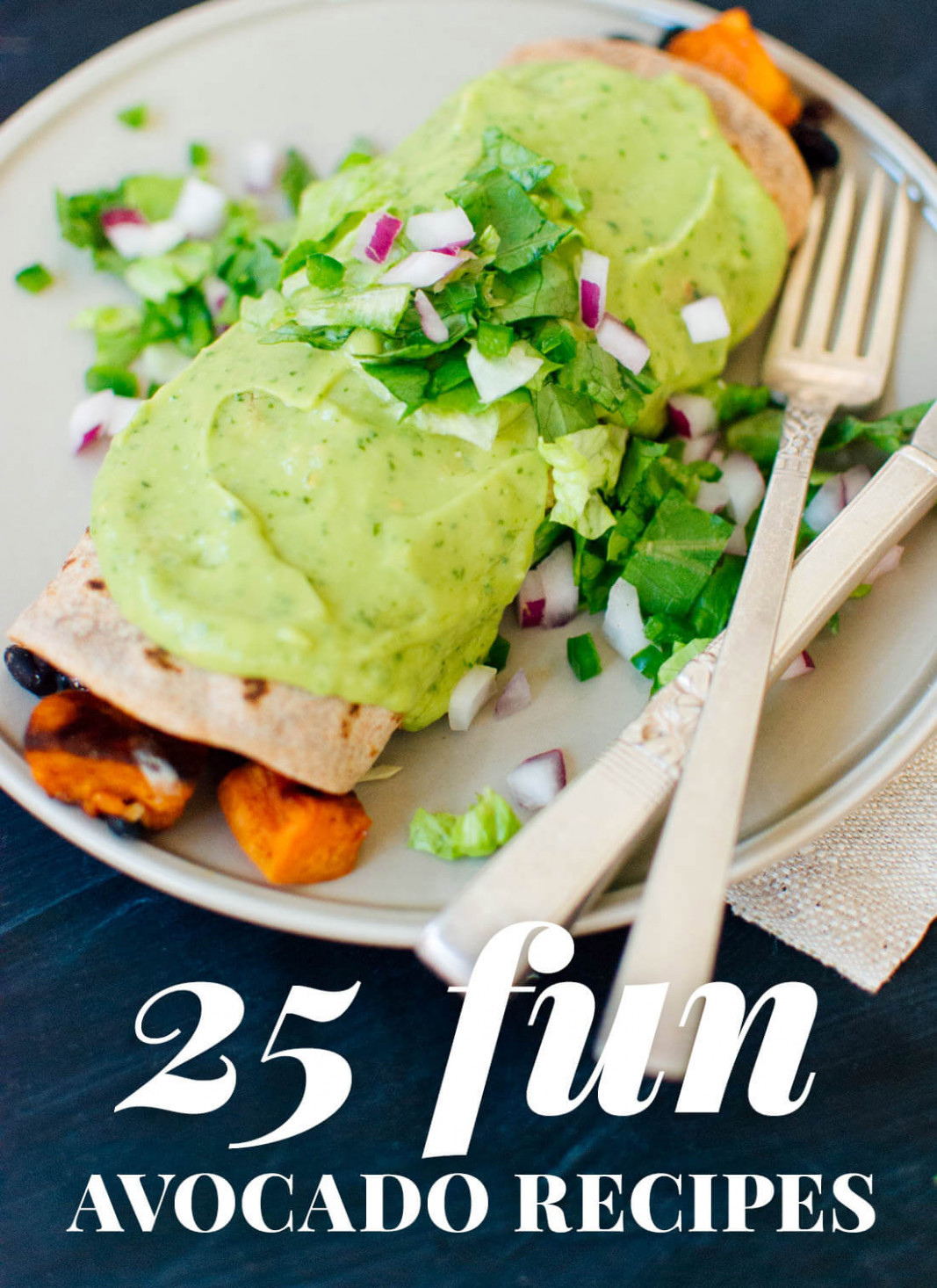 15 Fun Avocado Recipes - Cookie and Kate - recipes vegetarian avocado