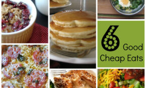 15 Good Cheap Eats   Easy Affordable Meals   Budget Recipes – Recipes Easy Cheap Dinner