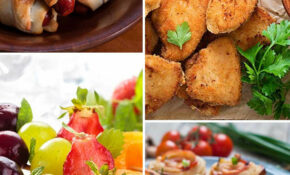 15 Healthy And Easy Finger Foods For Kids – Quick And Easy Party Finger Food Recipes