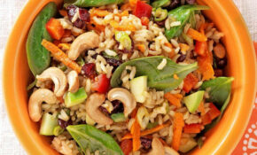 15 Healthy Brown Rice Recipes Loaded With Flavor | Taste Of Home – Healthy Rice Recipes