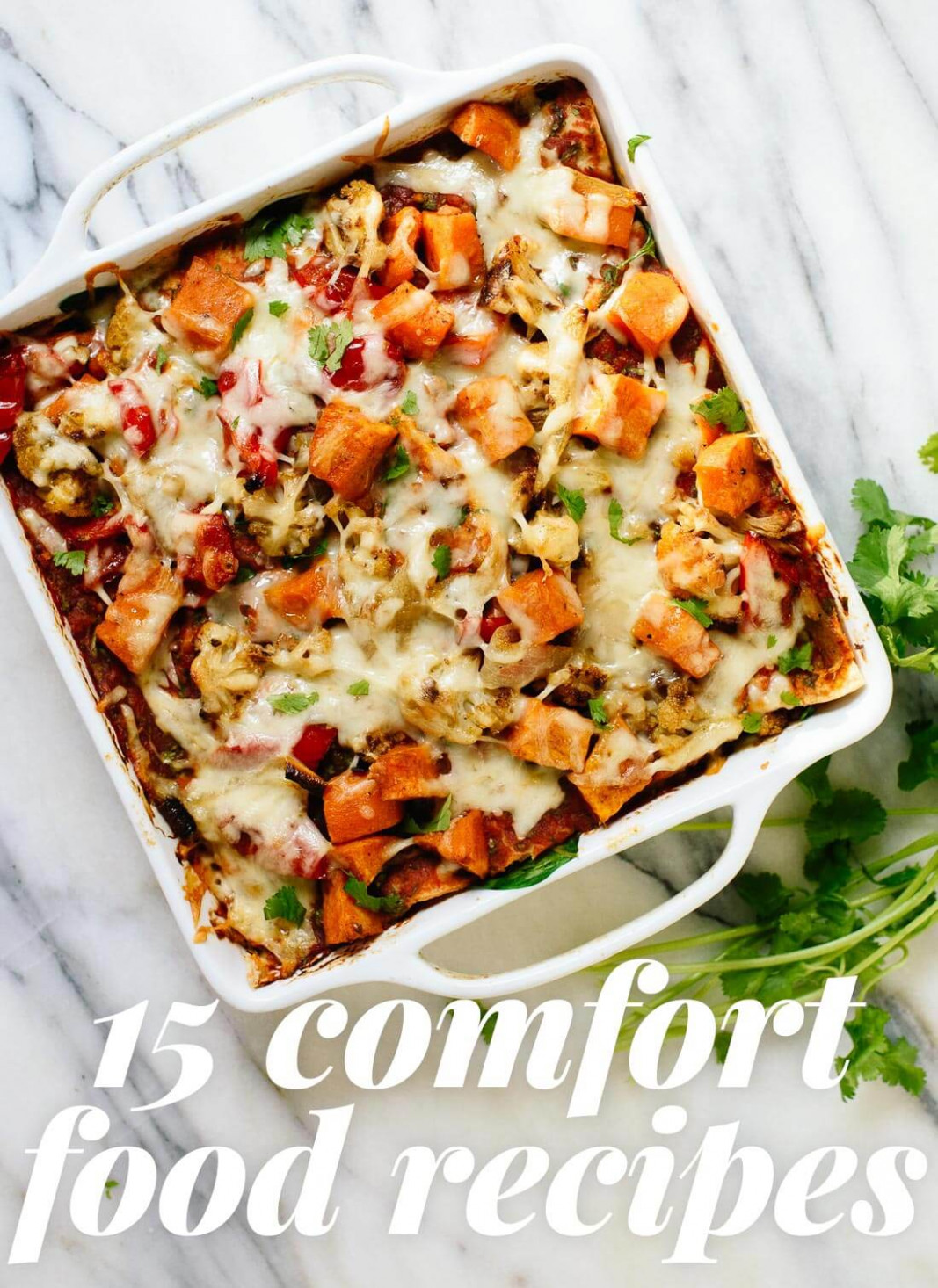 15 Healthy Comfort Food Recipes - Cookie and Kate - recipes vegetarian comfort food
