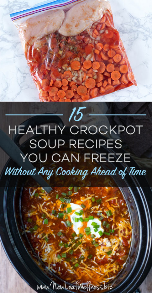 15 Healthy Crockpot Soups You Can Freeze Without Any ..