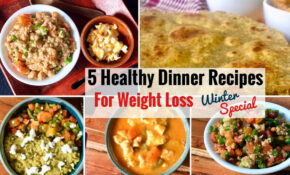 15 Healthy Dinner Recipes | Easy, Quick And Simple Indian ..