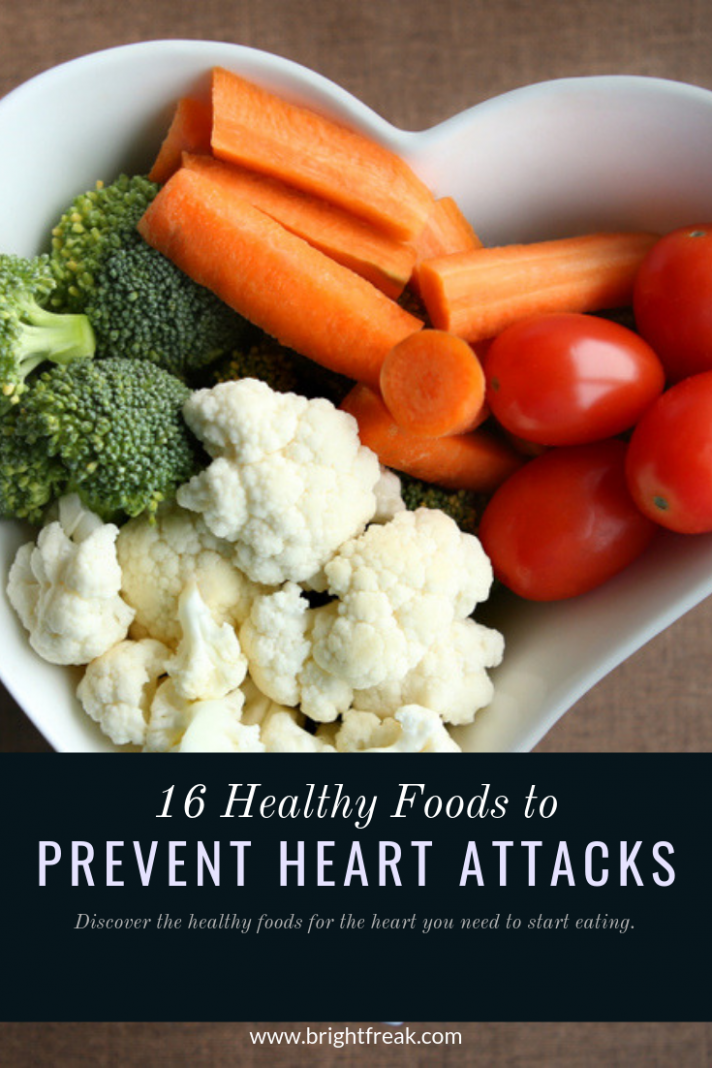 15 Healthy Food For the Heart to Prevent Heart Attacks | x ..