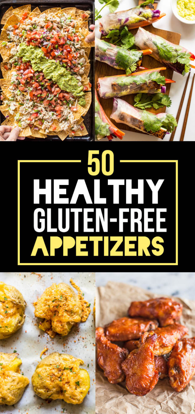 15 Healthy Gluten-Free Appetizers - recipes pre dinner nibbles