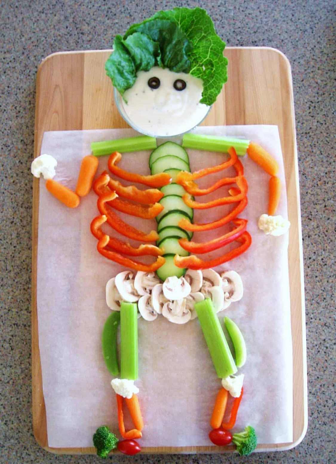 15 Healthy Halloween Recipe Ideas • The Healthy Foodie - food recipes halloween