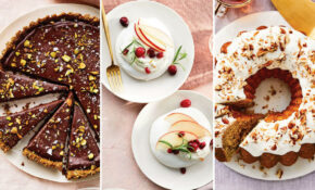 15 Healthy Holiday Desserts – Health – Healthy Xmas Dessert Recipes