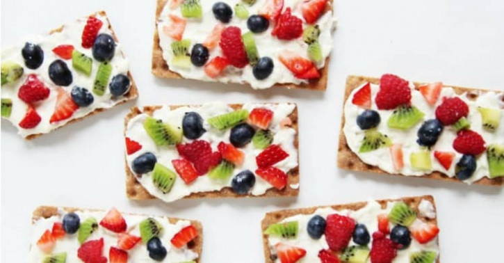 15 Healthy Snack Recipes For Work – Forkly - Healthy Recipes And Snacks