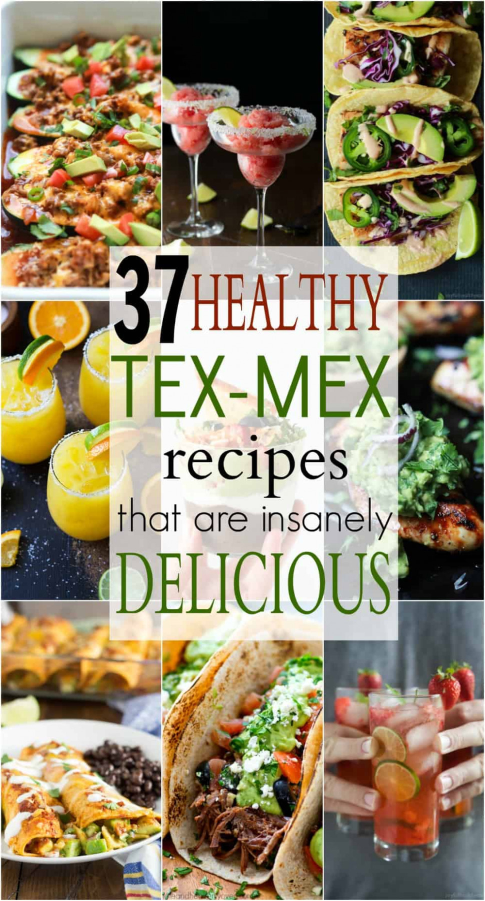 15 Healthy Tex-Mex Recipes that are Insanely Delicious ..