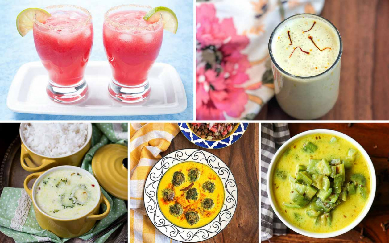 15 Indian Summer Recipes That Will Keep Your Body Cool by ..