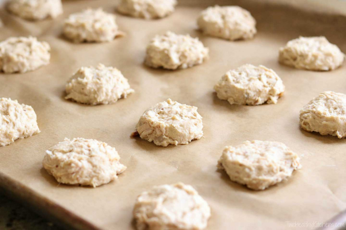 15-Ingredient Chicken and Biscuits Homemade Dog Treats - recipes homemade healthy dog food