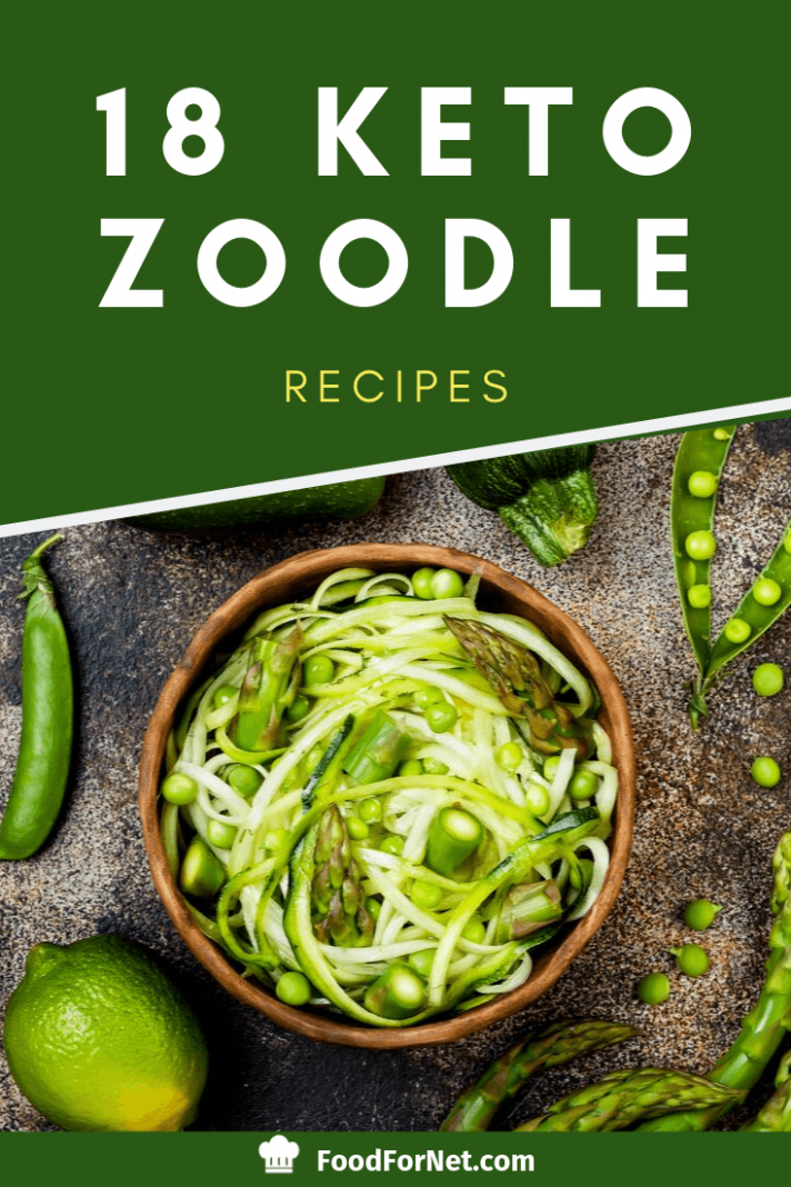 15 Keto Zoodle Recipes. They're So Good That You Won't Even ..