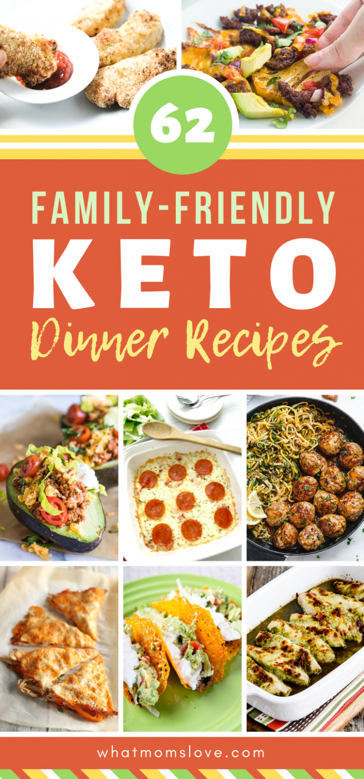 15+ Kid-Friendly Keto Dinner Recipes Your Entire Family Will ...